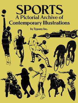 Sports: A Pictorial Archive of Contemporary Illustrations