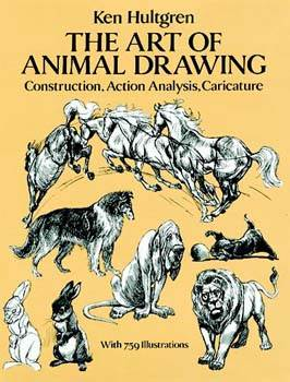 The Art of Animal Drawing - Construction, Action, Analysis, Caricature