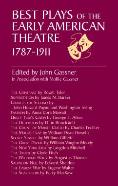 Best Plays of the Early American Theater
