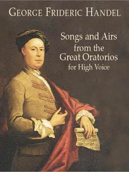 Songs and Airs from the Great Oratorios for High Voice