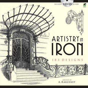 Artistry in Iron: 183 Designs, Includes CD-ROM