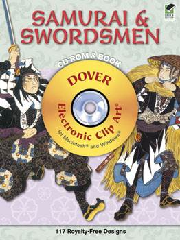 Samurai and Swordsmen CD-ROM and Book