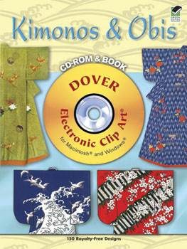 Kimonos and Obis CD-ROM and Book