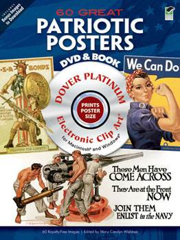 60 Great Patriotic Posters Platinum DVD and Book