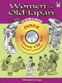 Women of Old Japan CD-ROM and Book