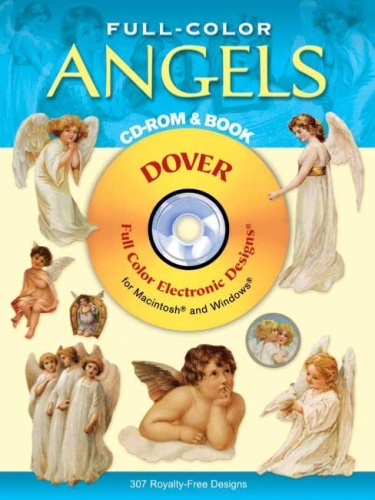 Full Colour Angels CD Rom and Book