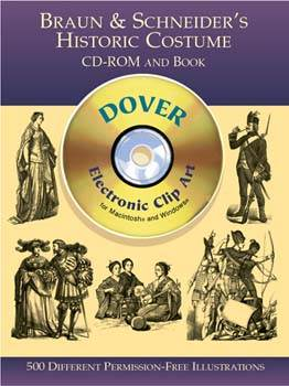 Braun and Schneiders Historic Costume CD-ROM and Book