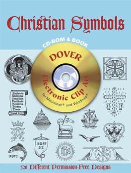 Christian Symbols CD-ROM and Book