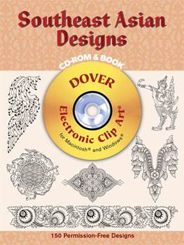 Southeast Asian Designs CD-ROM and Book