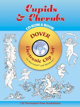 Cupids and Cherubs CD Rom and Book