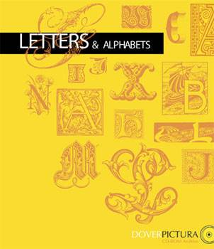 Letters and Alphabets Pictura Series