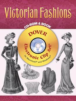 Victorian Fashions CD-ROM and Book