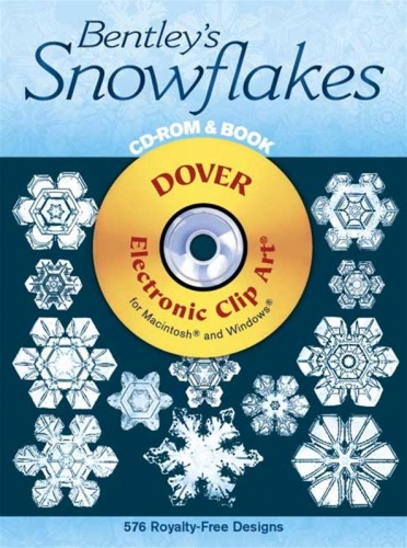 Bentleys Snowflakes CD-Rom and Book