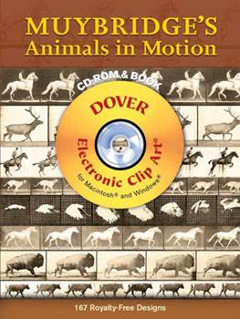 Muybridges Animals in Motion CD-ROM and Book
