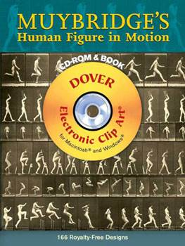 Muybridges Human Figure in Motion CD-ROM and Book