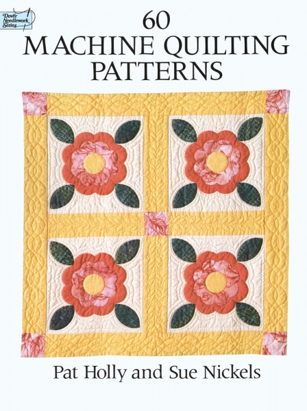 60 Machine Quilting Patterns
