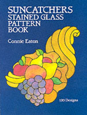 Suncatchers Stained Glass Pattern Book: 119 Designs