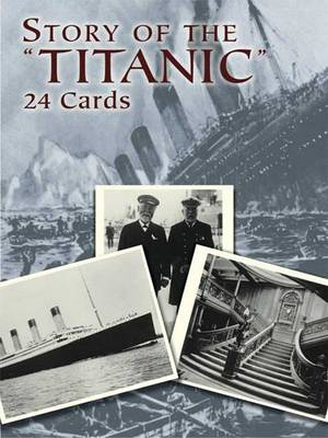 Story of the Titanic Postcards: 24 Ready-to-Mail Cards