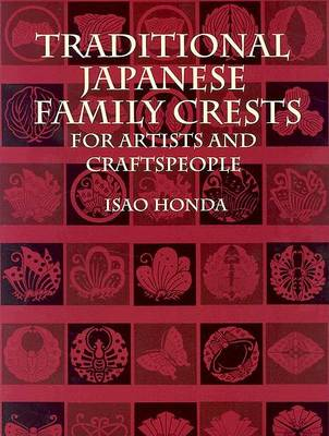 Traditional Japanese Family Crests For Artists and Craftspeople