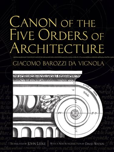 Canon of the Five Orders of Architecture