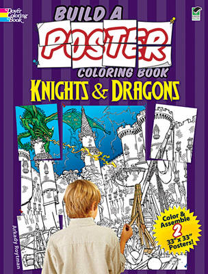 Build a Poster - Knights & Dragons