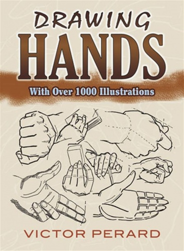 Drawing Hands - With Over 1000 illustrations