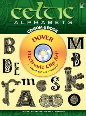 Celtic Alphabets CD-ROM and Book