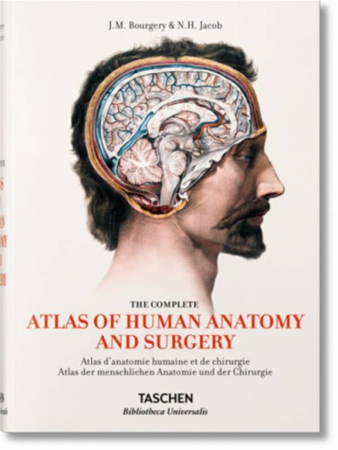 The Complete Atlas of Human Anatomy and Surgery
