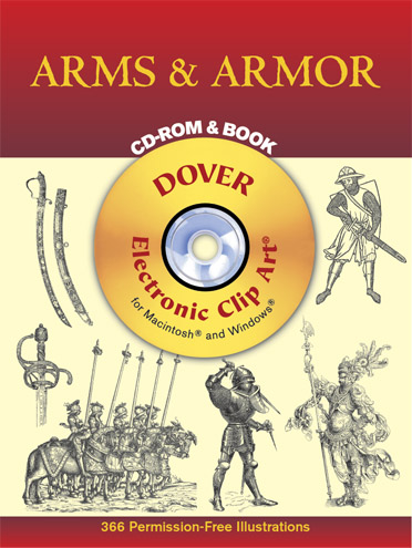 Arms and Armor CD-ROM and Book