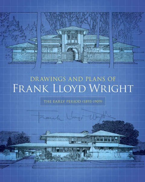 Drawings of Frank Lloyd Wright