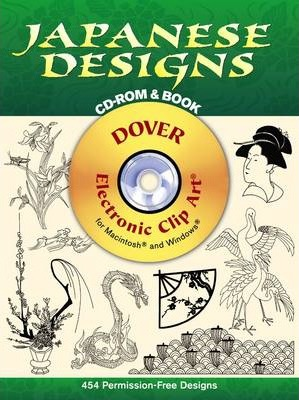 Japanese Designs CD-Rom and Book