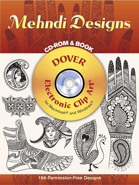 Mehndi Designs CD-ROM and Book