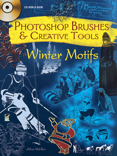 Photoshop Brushes & Creative Tools: Winter Motifs