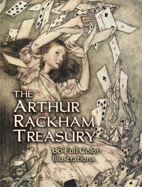 The Arthur Rackham Treasury, 86 Full-Color Illustrations