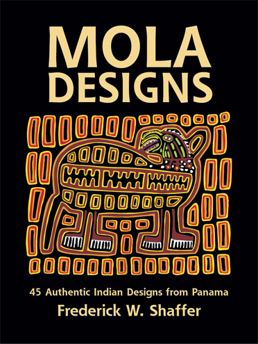 Mola Designs - Authentic Indian Designs from Panama