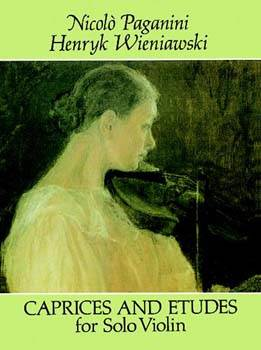 Caprices and Etudes for Solo Violin