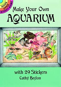 Make Your Own Aquarium with 29 Stickers