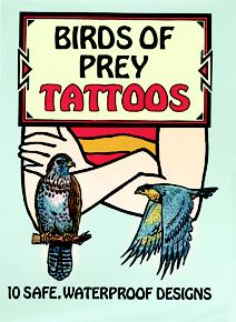 Birds of Prey Tattoos