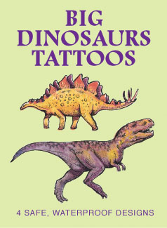 Big Dinosaurs Tattoos