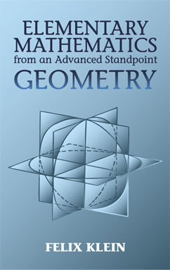 Elementary Mathematics from an Advanced Standpoint: Geometry