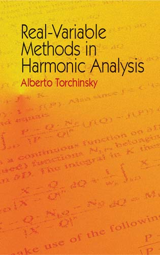 Real-Variable Methods in Harmonic Analysis