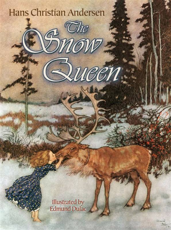 The Snow Queen : Illustrated by Edmund Dulac
