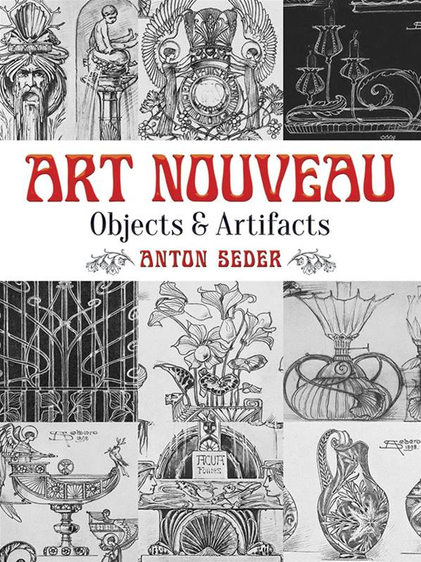 Art Nouveau : Objects and Artifacts