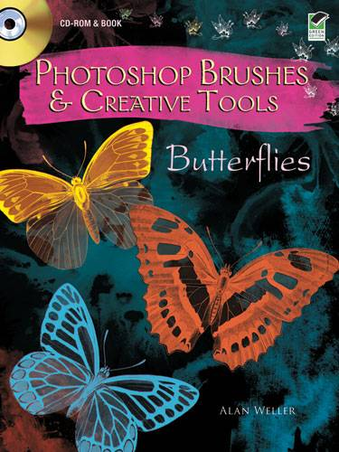 Photoshop Brushes & Creative Tools: Butterflies
