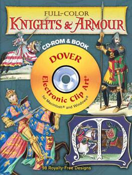 Full-Color Knights and Armour CD-ROM and Book