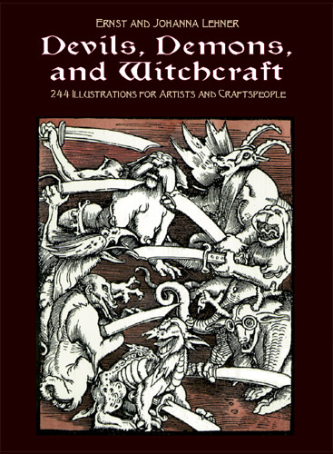 Picture book of Devils, Demons and Witchcraft