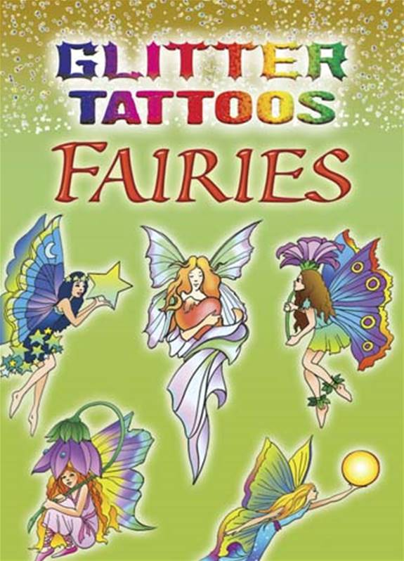 Glitter Tattoos : Fairies