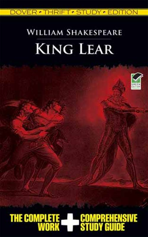 King Lear Thrift Study Edition