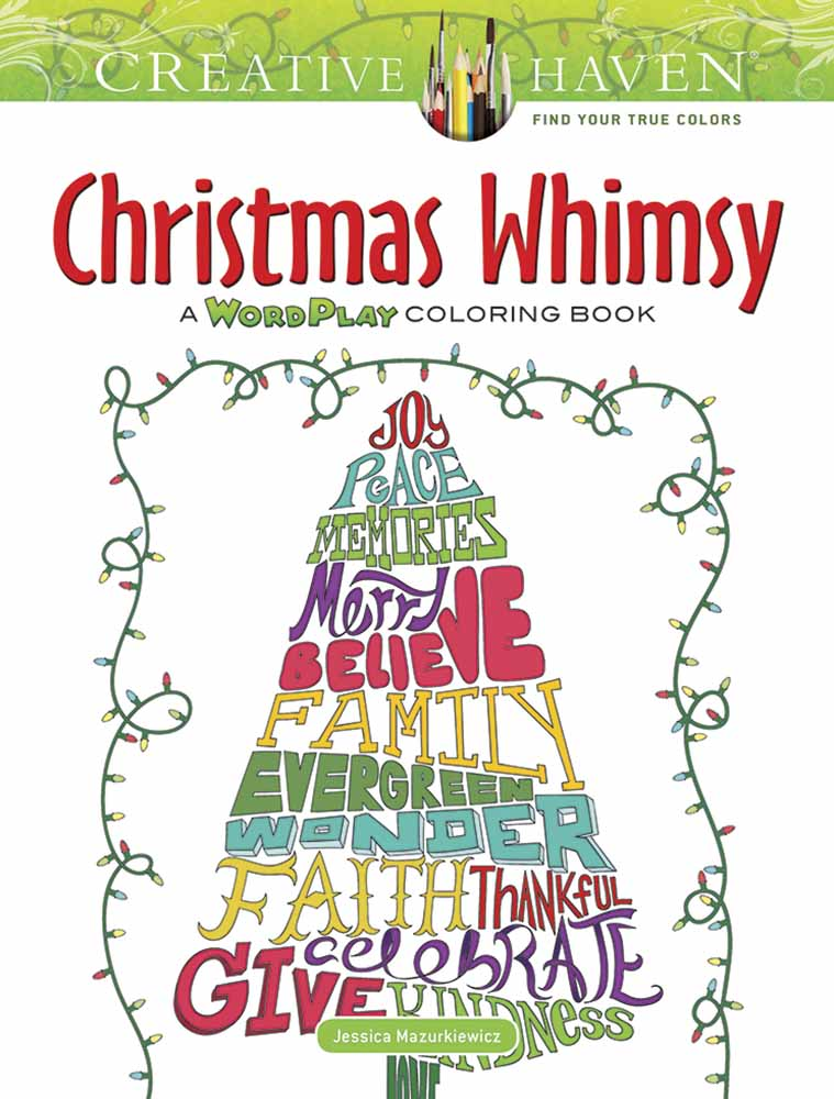 Creative Haven Christmas Whimsy