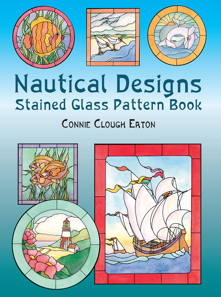 Nautical Designs Stained Glass